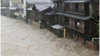 18 Dead, 13 Missing, Over 140 Injured After Typhoon Hagibis Makes Landfall in Japan: Report
