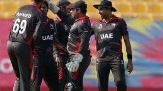 ICC T20 World Cup Qualifiers: UAE Cricketer Ghulam Shabbir Appears in Pakistan After Leaving Country