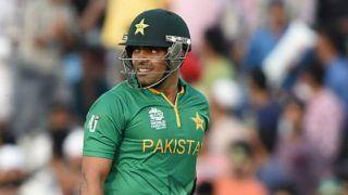 टी20I में सबसे ज्यादा बार शून्य पर आउट होने वाले बल्लेबाज बने उमर अकमल; दिलशान के बराबर पहुंचे