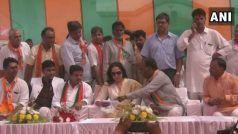 प्रधानमंत्री नरेन्द्र मोदी के नेतृत्व में देश 'सुरक्षित हाथों' में: हेमामालिनी