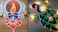 ट्राई करें ये लेटेस्ट रंगोली डिजाइन, बन जाएगी आपकी भी दिवाली SPECIAL