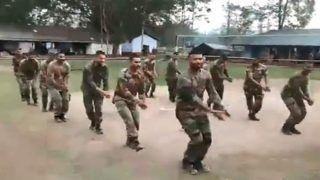 आनंद महिंद्रा ने शेयर किया जवानों का गरबा खेलते हुए VIDEO, लिखा- पूछने की जरूरत नहीं 'how's the josh'