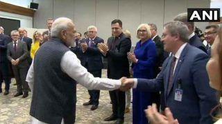 पीएम मोदी से मिला यूरोप का प्रतिनिधिमंडल, कल जाएगा कश्मीर दौरे पर