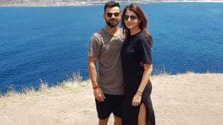 Anushka Sharma, Virat Kohli Look Stunning as They Pose Together For Mesmerising Click
