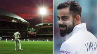 Kohli Agreeable to Play Day-Night Test Matches, Says BCCI President Ganguly