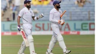 IND v SA, 2nd Test : कोहली का दोहरा शतक, भारत ने 601/5 पर पारी घोषित की