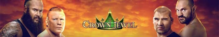 WWE Crown Jewel 2019 LIVE Streaming: Press Conference and Official Weigh-in