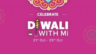Xiaomi Diwali with Mi sale is back: Top 5 deals on smartphones, Mi TVs and more