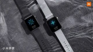 Xiaomi Mi Watch launch on November 5: Apple Watch like design, MIUI, Snapdragon Wear and everything else we know