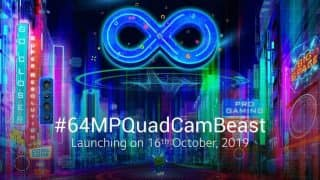 Xiaomi Redmi Note 8 Pro with 64-megapixel quad cameras launching in India on October 16
