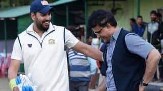 Yuvraj Singh Congratulates Sourav Ganguly on Becoming BCCI's New President, Takes Cheeky Jibe at Team India's Yo-Yo Test Selection Parameter