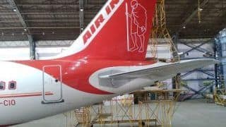 Air India Pays Tribute to Mahatma Gandhi with Special Painting on Airbus