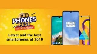 Amazon Fab Phones Fest: Here are some top deals on OnePlus 7, Samsung Galaxy M30, Galaxy A10s and more