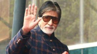 Amitabh Bachchan's Fans Confused as Reports of Him Being Hospitalised Clash With Karva Chauth Celebration Picture