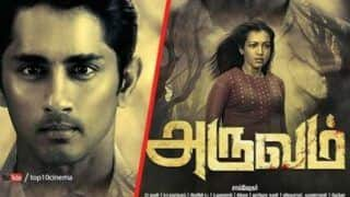 Tamilrockers: Siddharth-Catherine Tresa Starrer Aruvam Leaked For Free Full HD Download Online by Torrent Site