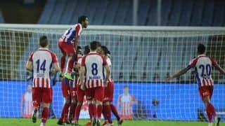 ISL: Atletico de Kolkata Smash Debutants Hyderabad FC For 5-0 Rout