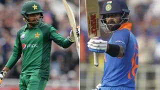 Adil Rashid Picks Babar Azam Over Virat Kohli on Current Form