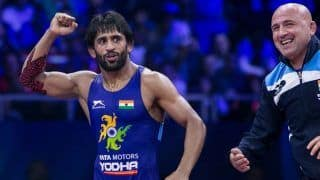 Shako Bentinidis to Continue as Wrestler Bajrang Punia's Coach