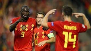 Euro 2020 Qualifiers: Belgium First Team to Qualify After Crushing San Marino 9-0