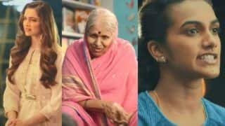 Deepika Padukone, PV Sindhu Join PM's 'Bharat Ki Laxmi' Movement, Share Video of Sindhutai Sapkal