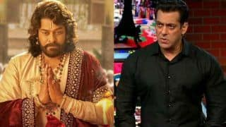 Bigg Boss 13: Salman Khan to Meet Chiranjeevi And Tamannaah Bhatia From Sye Raa Narasimha Reddy in Weekend Ka Vaar
