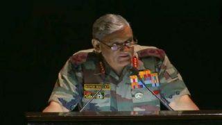 Jammu and Kashmir: 'It's Terrorist-controlled Pakistan, Not PoK,' Says Army Chief Bipin Rawat