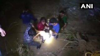 मध्य प्रदेश में हुआ बड़ा सड़क हादसा, नदी में बस गिरने से हुई 6 की मौत, 19 घायल