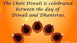 Choti Diwali or Naraka Chaturdashi Messages, WhatsApp Wishes, Facebook Status on The Festival of Light