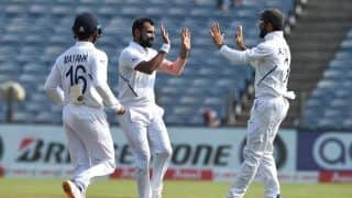 India vs South Africa, 2nd Test, Day 3: Du Plessis Fights As India Tighten Grip in Pune