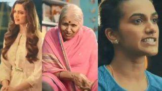 मोदी के लिए 'भारत की लक्ष्मी' बनीं दीपिका- पीवी सिंधु, हार नहीं मानने वालों की सुनाएंगी कहानियां