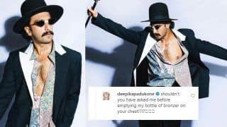 Deepika Padukone Trolls Ranveer Singh on Instagram, Proves Wives Are Queens of Sarcasm