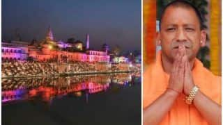 Over 5.5 Lakh Diyas Will be Lit Up Breaking Last Year's Record in Ayodhya For Diwali