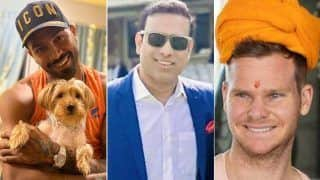 Happy Diwali: Cricketers Convey Their Wishes on The Festival of Lights