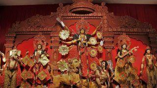 Amidst Panic Over NRC, Kolkata Durga Puja Themed on Refugees