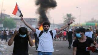 26 Dead in Iraq Anti-Government Protests; Over 1,500 Injured
