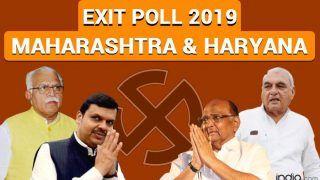 Assembly Elections 2019: महाराष्ट्र और हरियाणा में भाजपा की प्रचंड जीत के आसार, एग्जिट पोल में कांग्रेस को झटका