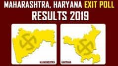 Exit Poll Results: Landslide Victory For NDA in Maharashtra; BJP Set For Massive Win in Haryana With Over 70 Seats
