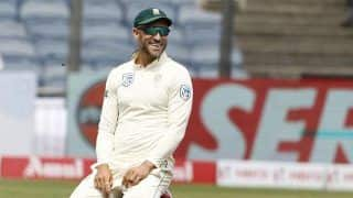 Faf du Plessis 'Won't Mind' If Toss is Scrapped From Test Cricket