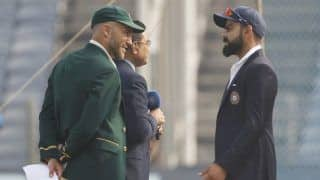 India vs South Africa, 3rd Test: India Opt to Bat, Shahbaz Nadeem Makes Debut