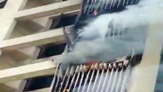 Mumbai: Fire Breaks Out in High-rise Building Opposite Yash Raj Films Studio in Andheri
