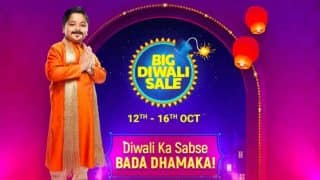 Flipkart Big Diwali sale starts on October 12: Deals on Realme 5, Redmi Note 7S, Pixel 3a, Asus 6Z and more