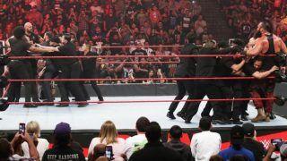 Professional Boxer Tyson Fury Comes To Blows With WWE Athlete Braun Strowman