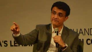 It's a Big Responsibility Because it is The Biggest Organisation in the World of Cricket: Sourav Ganguly