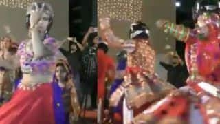 Garba Group Wears Helmet While Performing in Surat to Create Awareness Around Road Safety - Video Goes Viral