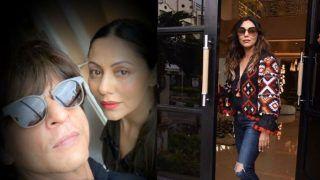 This is How Shah Rukh Khan Celebrated Gauri Khan's 49th Birthday