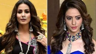 Aamna Sharif vs Hina Khan as Komolika: The 'Kashish' of TV Breaks Silence on Epic Comparison