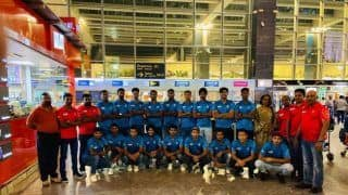 Sultan of Johor Cup 2019: 'Well-balanced' Indian Hockey Team Leaves for Malaysia