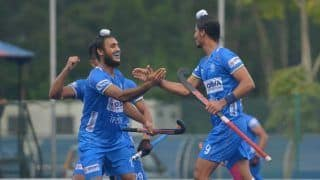 Sultan of Johor Cup Hockey: Indian Crush New Zealand 8-2 in Second Match