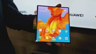 Huawei Mate X unboxing video leaked, reveals key design changes