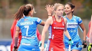 India Women Hockey Team Blows Away Lead as Great Britain Fight Back for 2-2 Draw